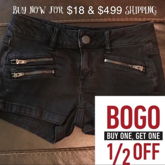 c3e877e351 American Eagle Outfitters Pants - American Eagle Shorts 2 BOGO 50% OFF